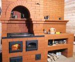 Железная печь для дома своими руками – из кирпича, железа и других материалов, пошаговая инструкция по изготовлению конструкции на дровах, схемы и чертежи