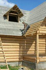 Дома из кругляка своими руками – дом из рубленого бревна и возведение своими руками деревянного строения из кругляка ручной рубки, строительство и сборка по канадской технологии