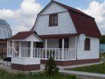 Кирпичный дачный домик – Дачные кирпичные дома имеют ряд своих преимуществ. Особенности их строительства и отделки внутри. строительство
