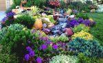 Рабатки клумбы и цветники на даче своими руками фото – Рабатка в ландшафтном дизайне: 130 фото стильного оформления