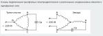 Трехфазный провод как подключить – схема на 220 В, 380 В через конденсатор, схема соединения обмоток, методика расчета и нюансы монтажа