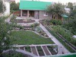 Обустройство дачного участка своими руками фото 6 соток – примеры и схемы планирования, план примерного дизайна садовой территории
