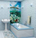 Отделка ванны своими руками – Отделка ванной комнаты своими руками: плиткой, пластиковыми панелями, в деревянном доме , фото и видео