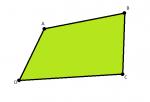 Площадь четырехугольника калькулятор онлайн – Площадь четырехугольника онлайн калькулятор — Помогите, как найти площадь четырехугольника зная только его стороны( СТОРОНЫ ВСЕ РАЗНЫЕ ) нужно опереться на формулу ге — 22 ответа