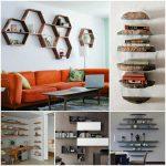 Полки на стену закрытые – интересный дизайн 70+ фото и оригинальные идеи для полок в спальне, детской и кухне