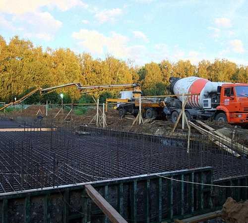 Барит бетон бетон b20 f300 w8 купить