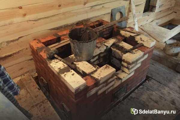 Можно ли использовать цементный раствор для кладки печи институт бетона